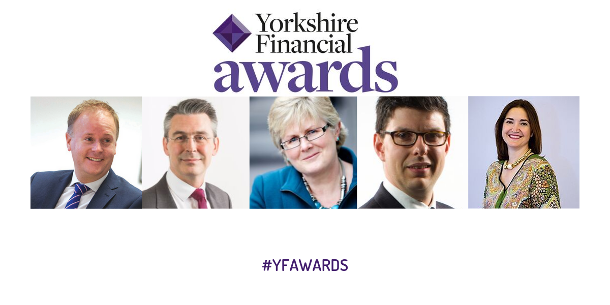 Five judges confirmed for Yorkshire Financial Awards 2020