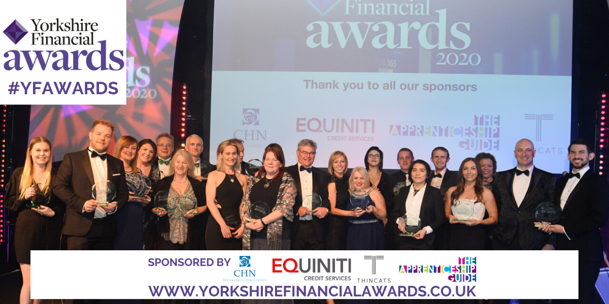 Yorkshire Financial Awards 2020 winners revealed