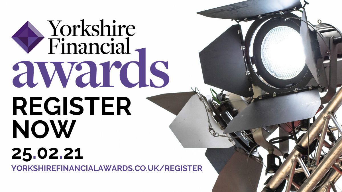Yorkshire Financial Awards 2021 moves online 2