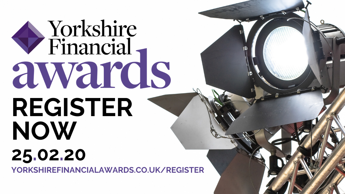 Yorkshire Financial Awards 2021 moves online